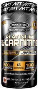 Muscletech Essential Series L-Carnitine