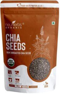 Neuherbs Raw Unroasted Chia Seeds