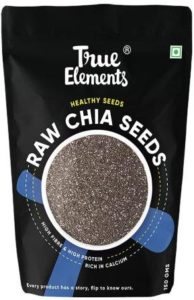 True Elements Raw Chia Seeds Best Chia Seeds in India