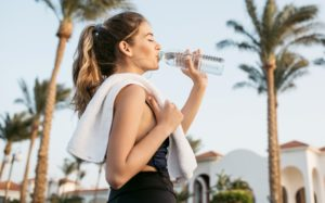 Drink More and More Water