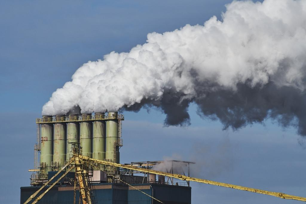 Man-Made sources of air pollution