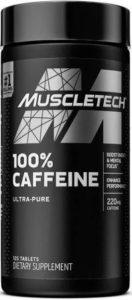 Muscletech Platinum 100% Caffeine Pill