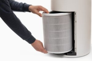 filter used in ACs and air purifiers