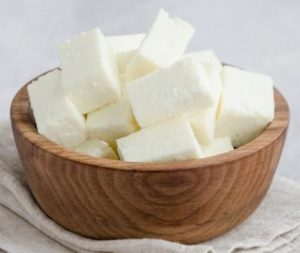 Paneer or Cottage Cheese