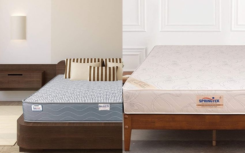 Difference Between the Bonnell and Pocket Spring Mattress