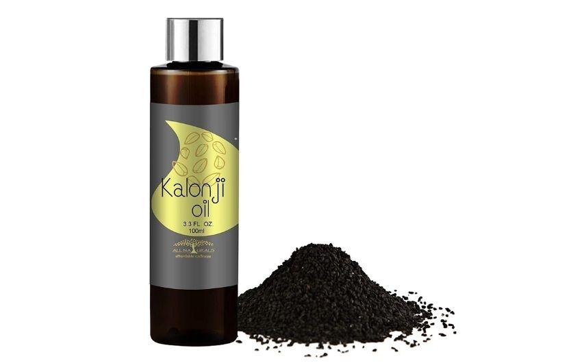 Kalonji Black Seed Oil for Hair