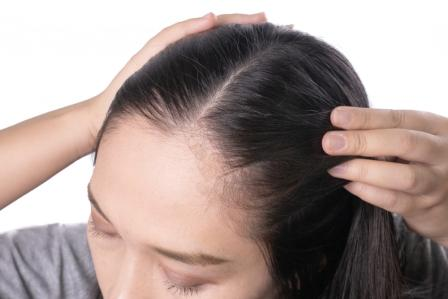 Prevents early hair greying