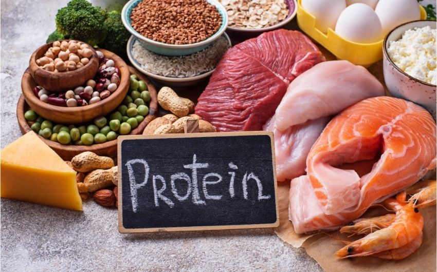 Cheap High Protein Foods in India