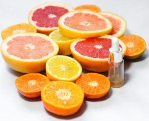 DIY Vitamin C Serum (Orange)