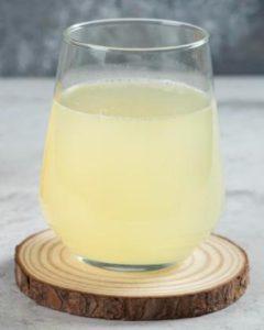 Lemon Juice With Honey