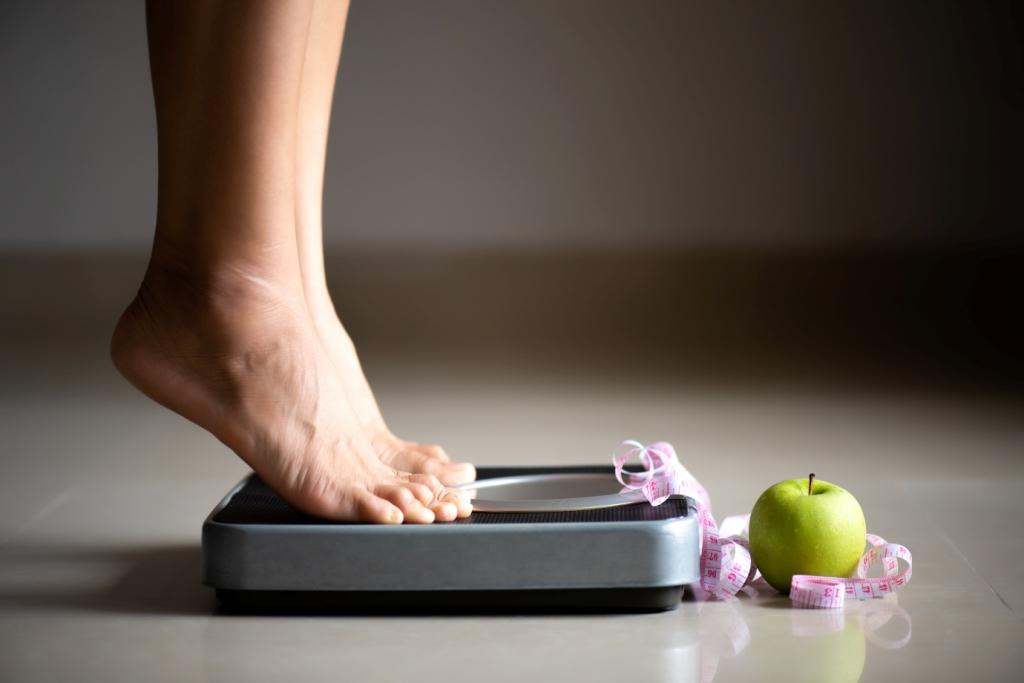 Difference Between Fat Loss VS Weight Loss
