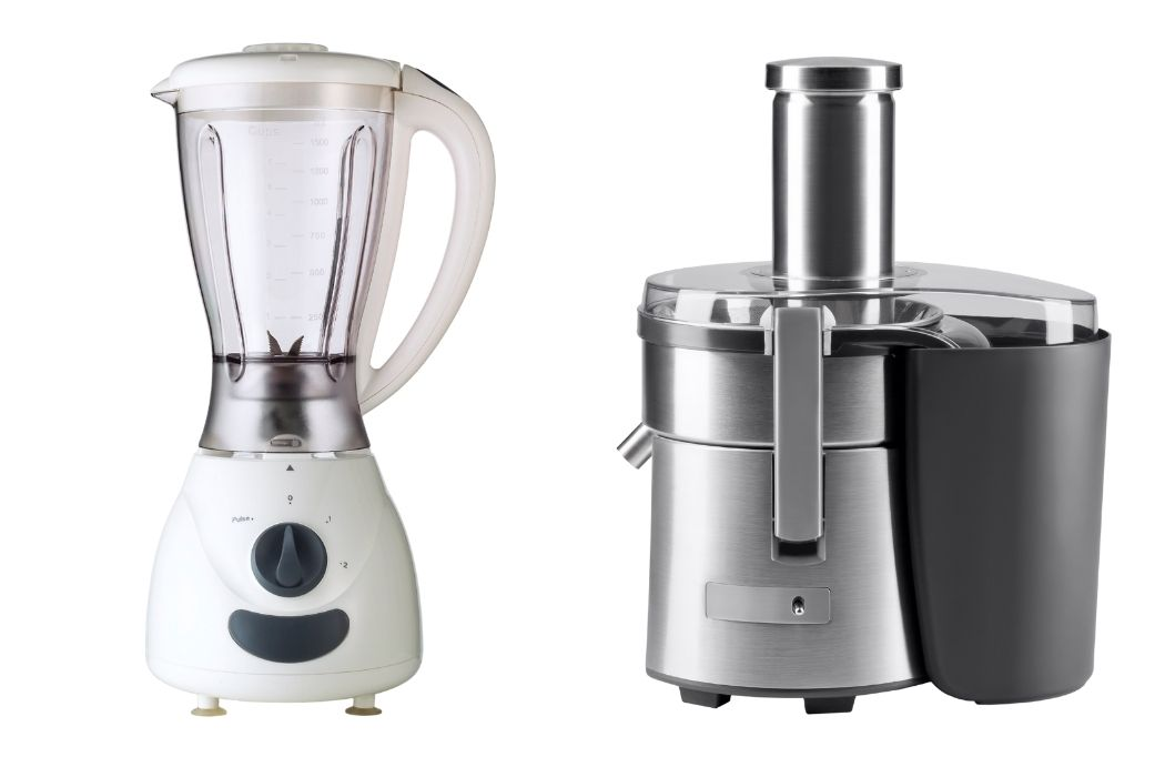 Difference Between Juicer and Blender