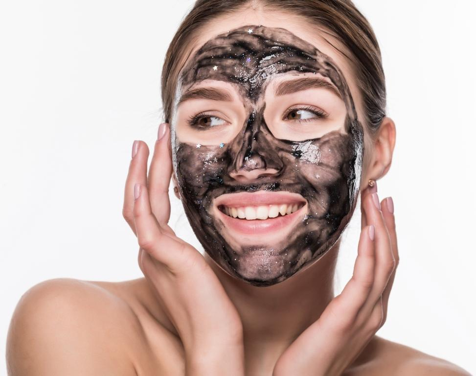 How To Apply Charcoal Mask